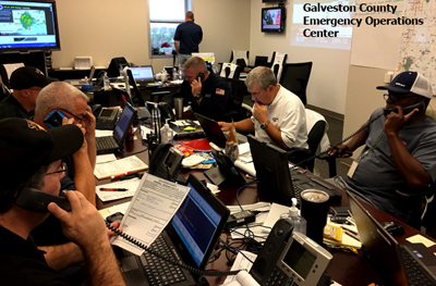 Galveston County Emergency Operations Center