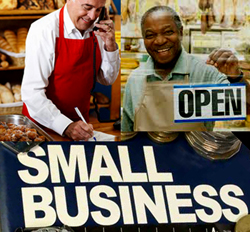 Small Business is the engine that fuels the American Economy
